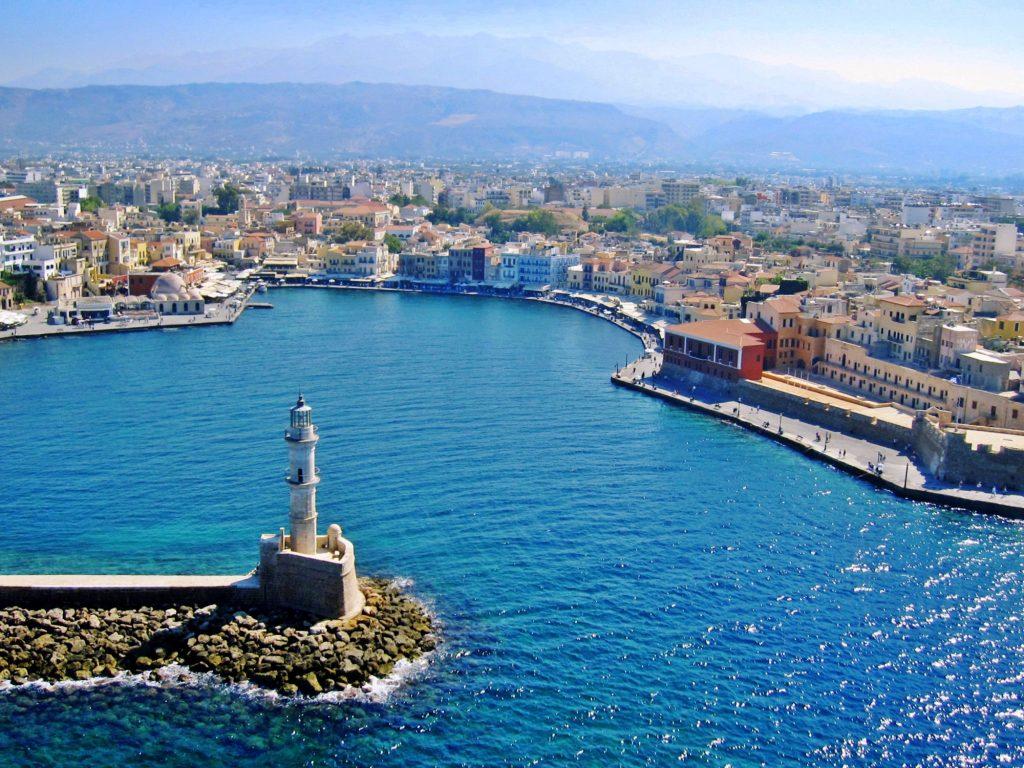Chania Blue Aegean