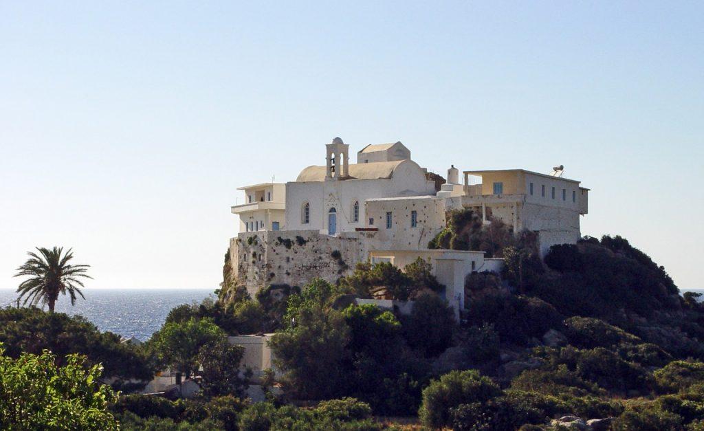 Hrisoskalitissas monastery crete