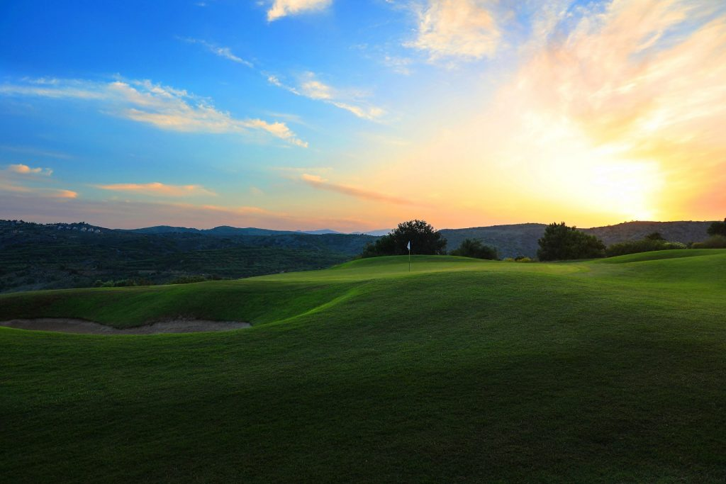 Golf in Crete