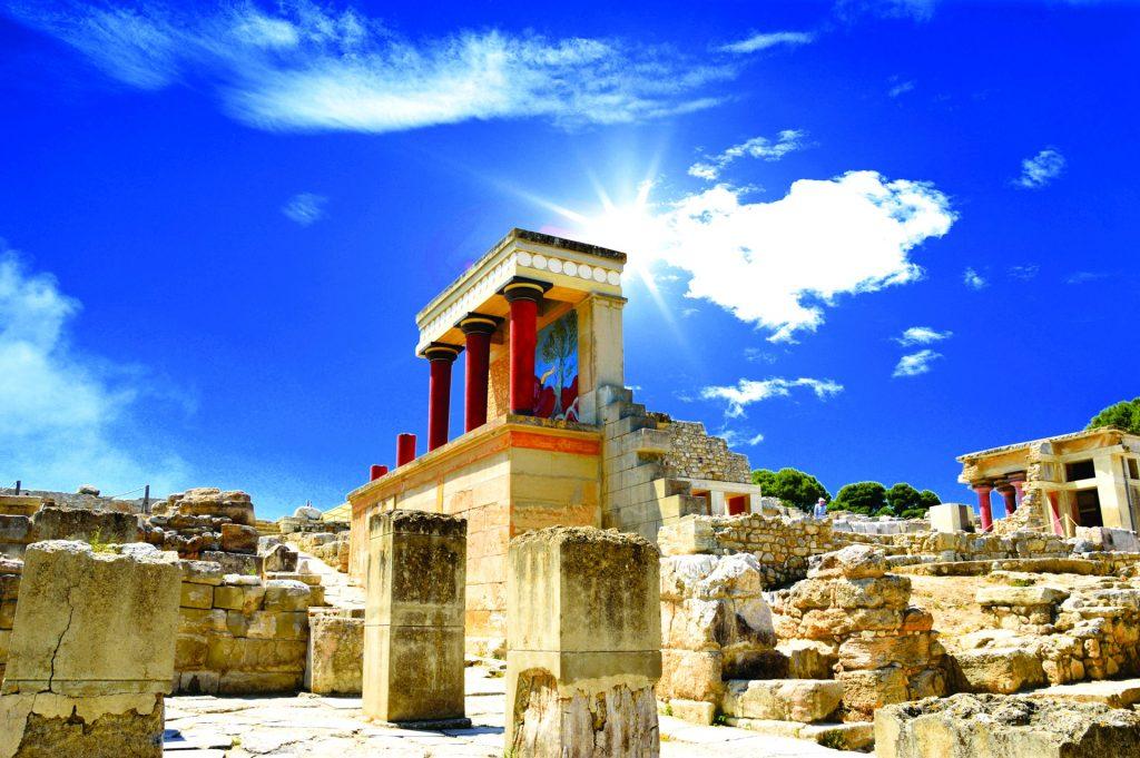 Knossos tour