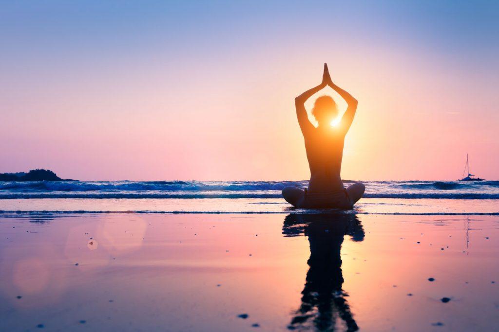 Yoga in Crete